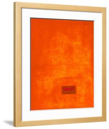 Untitled, c.1991 (Orange)