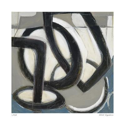 Juggle White-Judeen-Giclee Print