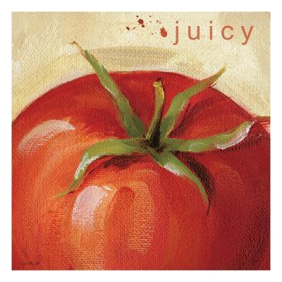 Juicy-Lisa Audit-Art Print
