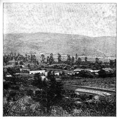 Jujuy, Argentina, 1895--Giclee Print