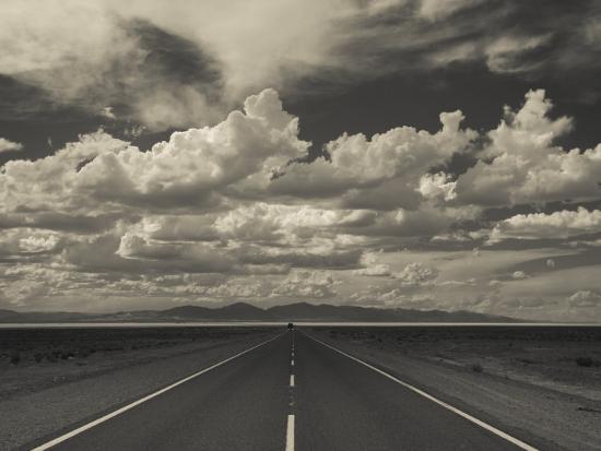 Jujuy Province, Salinas Grande Salt Pan, Rn 52 Highway, Argentina-Walter Bibikow-Photographic Print