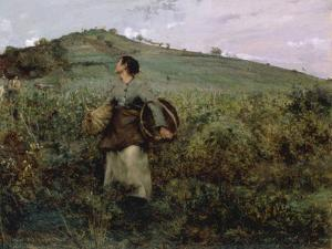 At Harvest Time, 1880 by Jules Bastien-Lepage