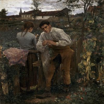Rural Love, 1882