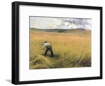 The Ripened Wheat, 1880