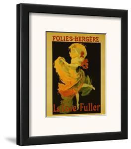 Folies Bergere by Jules Ch?ret