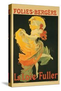 Folies Bergeres by Jules Ch?ret