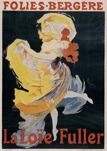 Loïe Fuller by Jules Ch?ret