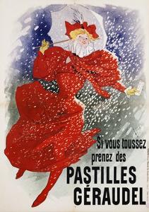 Pastilles Geraudel Poster by Jules Ch?ret