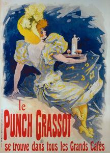 Punch Grassot by Jules Ch?ret