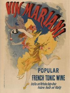 Vin Mariani by Jules Ch?ret