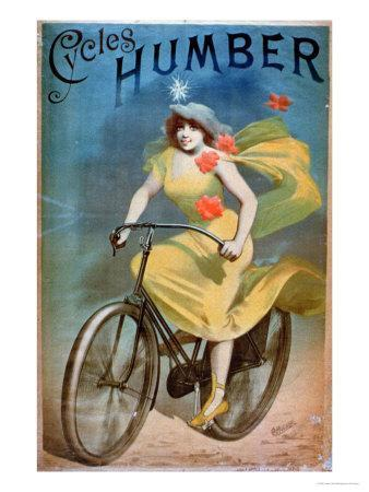 """Advertising for """"Humber Cycles"""""""