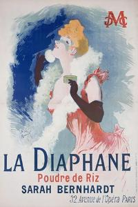 Advertising Poster by Jules Chéret