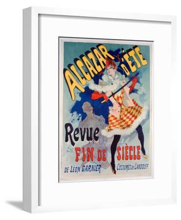 Alacazar D'Ete Poster, 1890