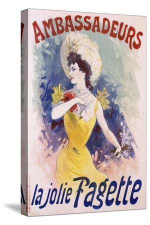 Ambassadeurs: La Jolie Fagette Poster