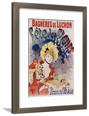 Bagneres De Luchon Fete Des Fleurs Poster