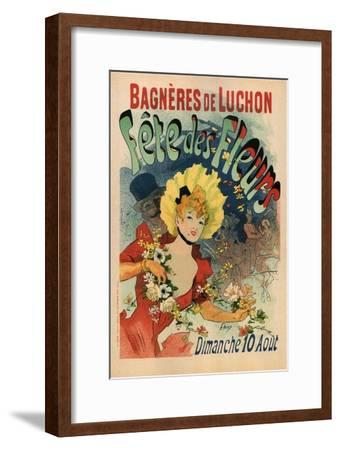 Bagneres-De-Luchon in the Flower Festival