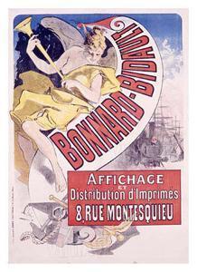 Bonnard by Jules Chéret