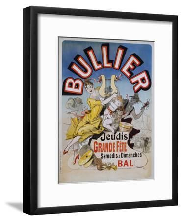 Bullier Poster