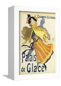 Champs-Elysees, Palais De Glace by Jules Chéret