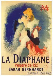 Diaphane by Jules Chéret