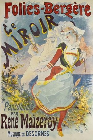 Folies Bergere, Le Miroir