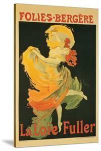 Folies Bergeres by Jules Chéret