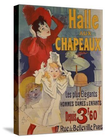 Halle aux Chapeaux, circa 1892