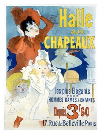 Halle aux Chapeaux, Depuis 3F60