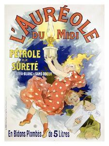 L'Aureole by Jules Chéret