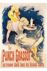 Le Punch Grassot by Jules Chéret
