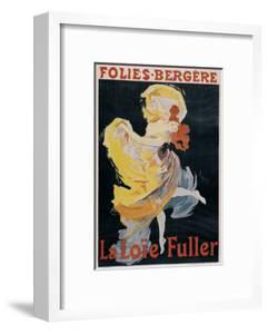 Loïe Fuller by Jules Chéret
