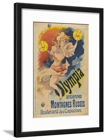 Olympia, Former Roller Coaster. Boulevard Des Capucine