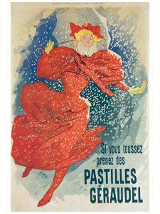 Pastilles Geraudel by Jules Chéret