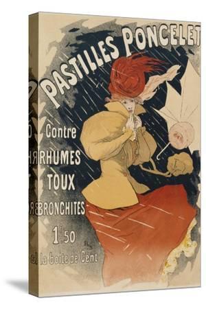 Pastilles Poncelet Poster