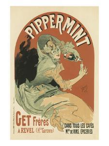 Pippermint by Jules Chéret