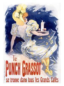 Punch Grassot by Jules Chéret