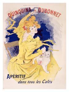 Quinquina Dubonnet by Jules Chéret