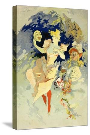 """Reproduction of """"La Danse,"""" 1891"""