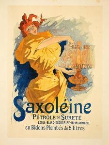 Saxoléine, 1896 by Jules Chéret