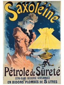 Saxoleine Extra Blanc by Jules Chéret