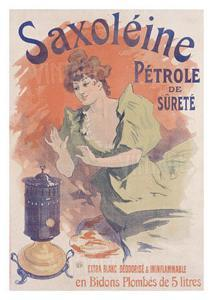 Saxoleine by Jules Chéret