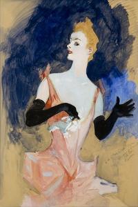 The Parisian by Jules Chéret