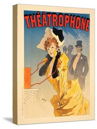 Théâtrophone, 1890