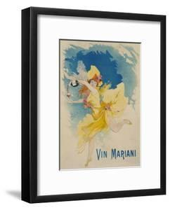 Vin Mariani Poster by Jules Chéret