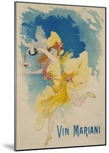 Vin Mariani Poster by Jules Chéret