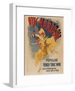 Vin Mariani by Jules Chéret
