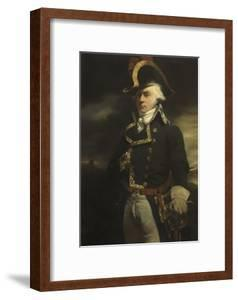 François-Christophe Kellermann, duc de Valmy (1735-1820), maréchal by Jules Claude Ziegler
