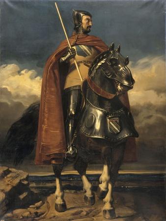 Louis de Champagne, comte de Sancerre, maréchal de France en 1368, connétable en 1397 (?-1402)
