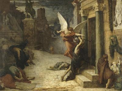 La Peste à Rome