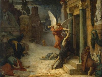 The Plague in Rome